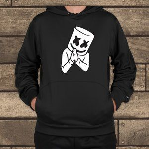 Marshmallow new Adults and Kids hoodie